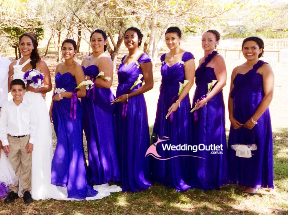 Testimonial Test - WeddingOutlet.com.au