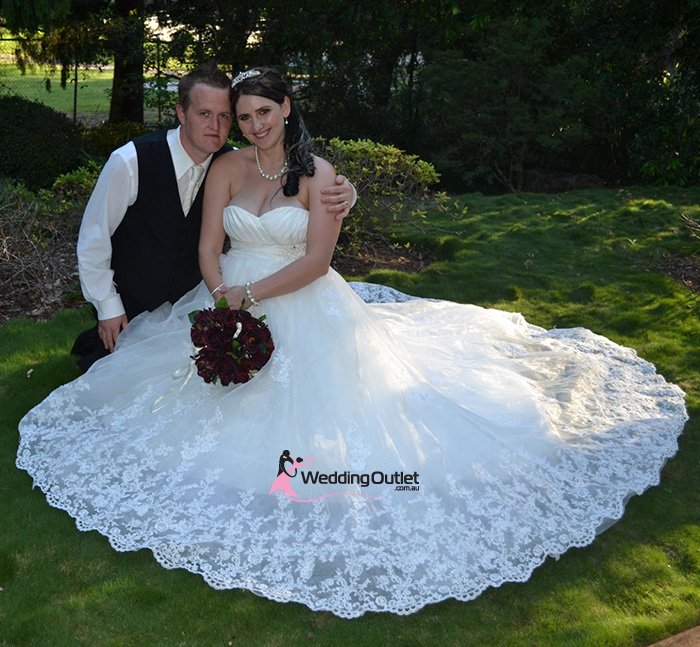 Wedding Testimonials: Wedding-dresses-reviews-custom-made-cherri