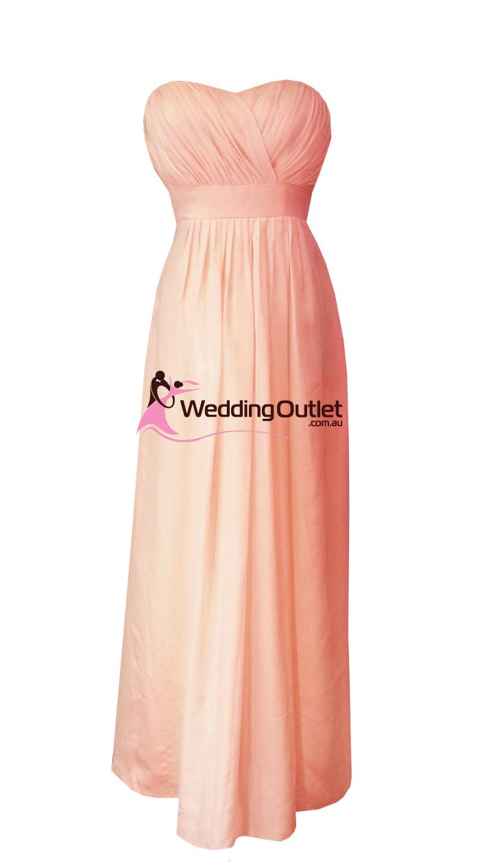 Pink bridesmaid dresses weddingoutlet baby pink bridesmaid dress ombrellifo Choice Image