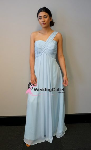 Blue and Green -Bridesmaid Dresses
