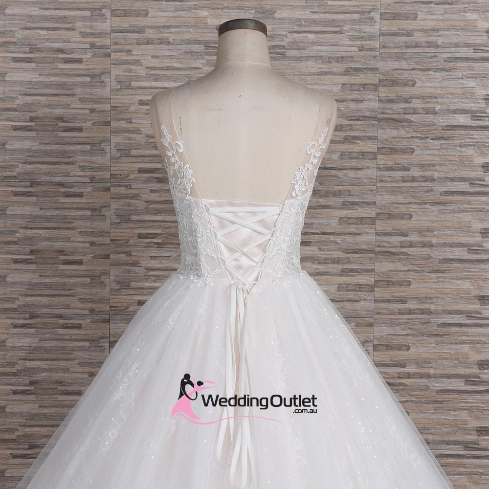 Vintage Wedding Dresses Perth: Genoa Princess Ball Gown Wedding Dress