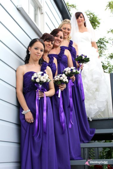 Styles of Bridesmaid Dresses