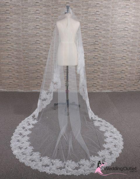 Vintage Lace Wedding Veil