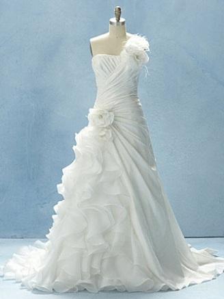 Laura Plus Size wedding dress - WeddingOutlet.com.au
