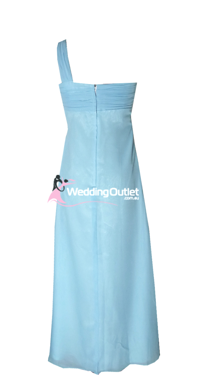 Baby Blue Bridesmaid Dresses Style F101 Weddingoutlet
