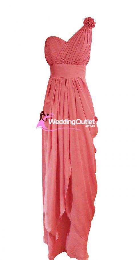 Blush Bridesmaid Dresses Style #C101