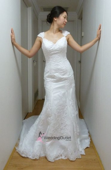 Chantel Wedding dress vi-28