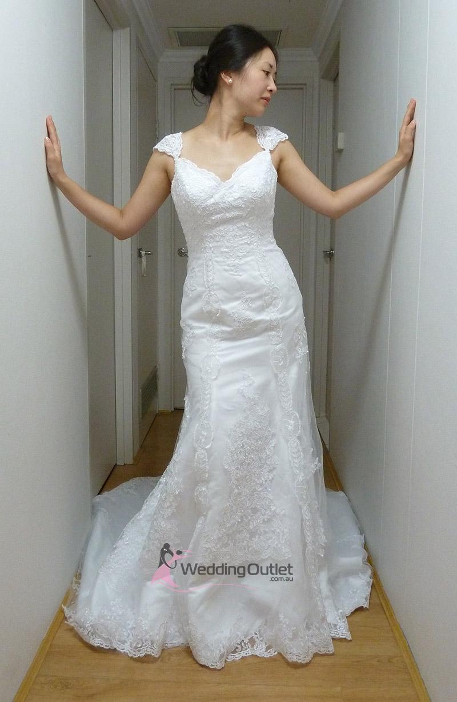Chantel Wedding Dress Vi 28