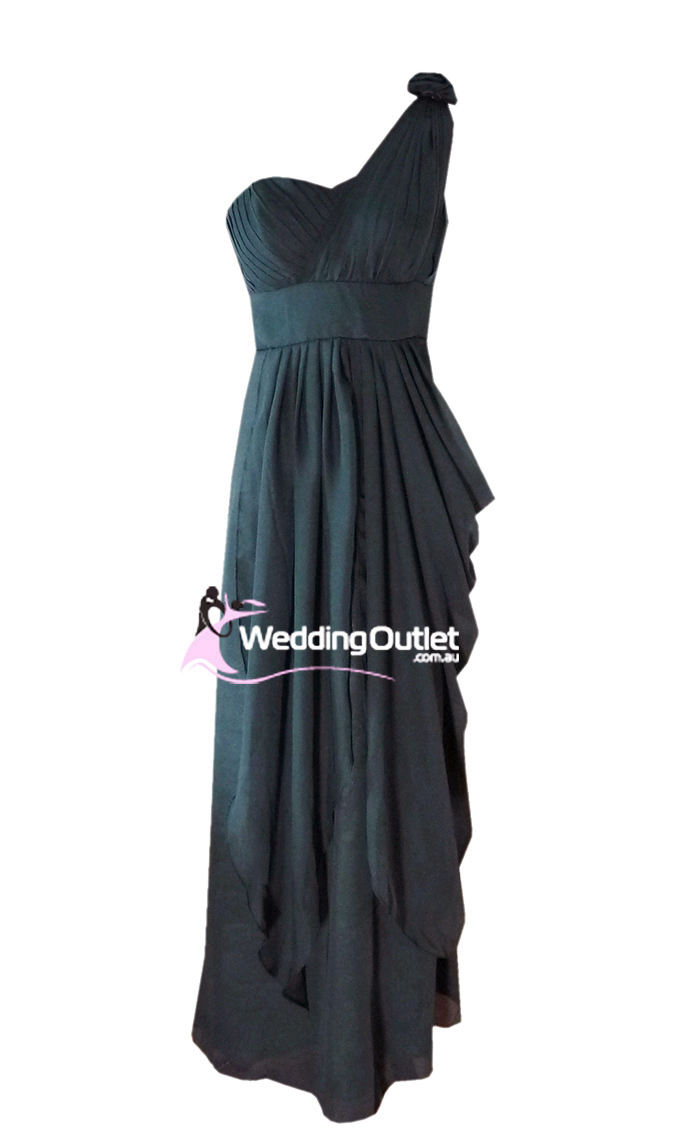 Charcoal grey bridesmaid dress style c101 weddingoutlet charcoal grey bridesmaid dress style c101 ombrellifo Gallery