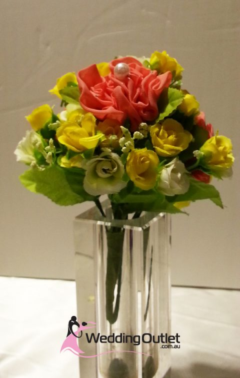 Colour Matched Bridal Bouquets Style B