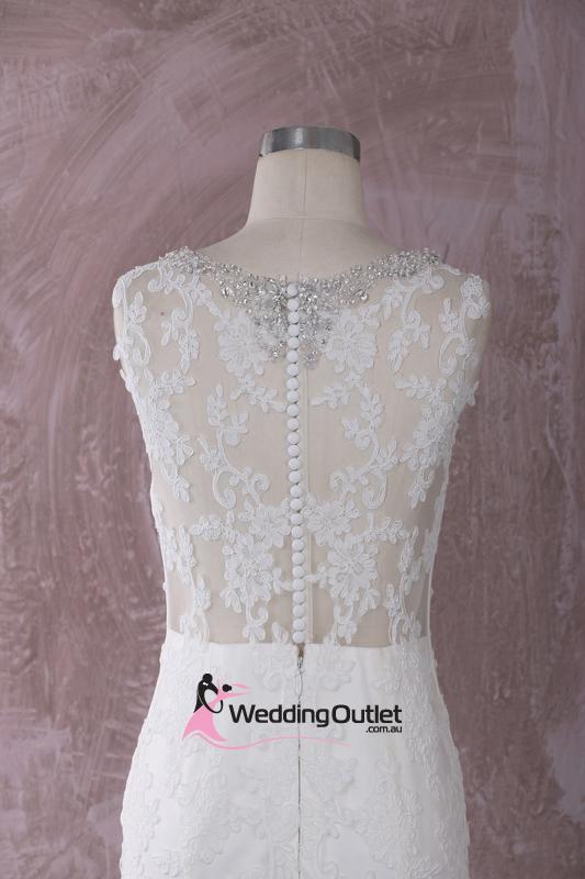 Eliana Lace Mermaid Wedding Dresses