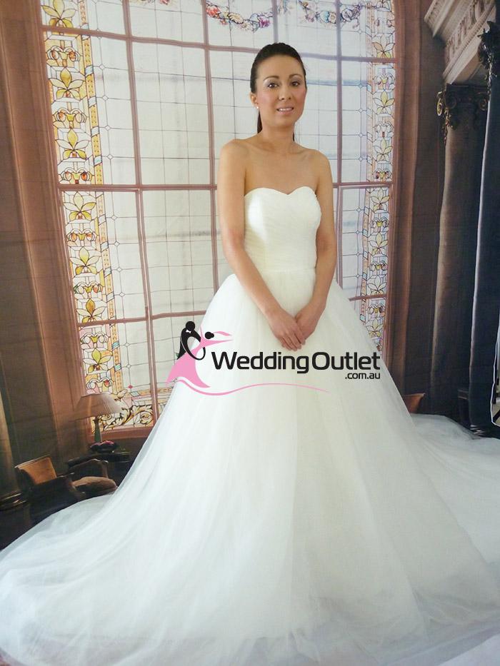 Alexia Elegant Princess Wedding Dress