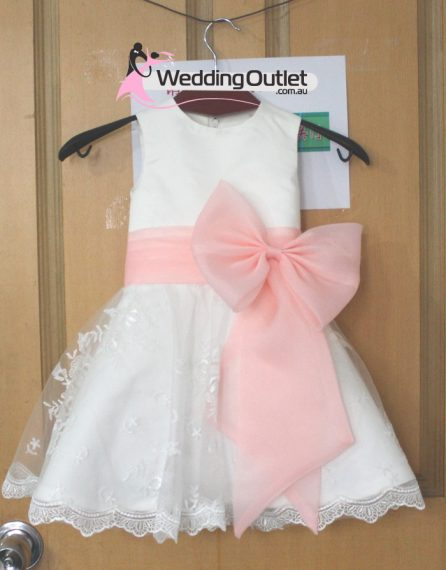 Flower Girl Dresses with sash