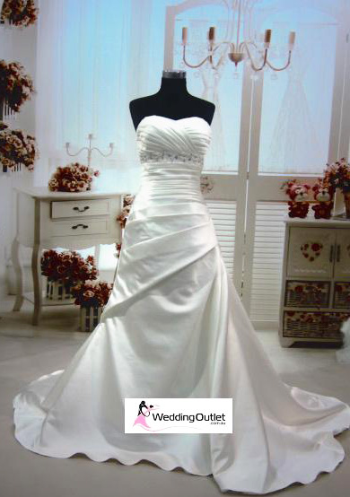 Helen mermaid wedding dress fl-69