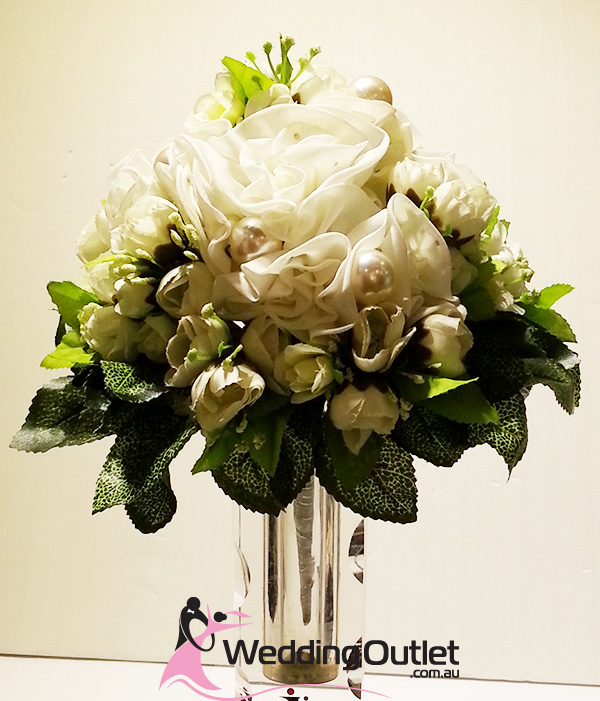 Ivory Bride Bouquets Style B