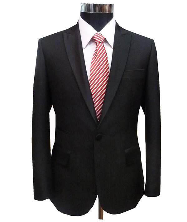 Black Suit for Groom or Groomsmen Wedding - WeddingOutlet.com.au