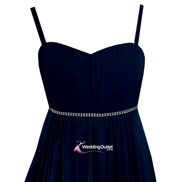 Navy Blue Evening Dresses Style AC1100