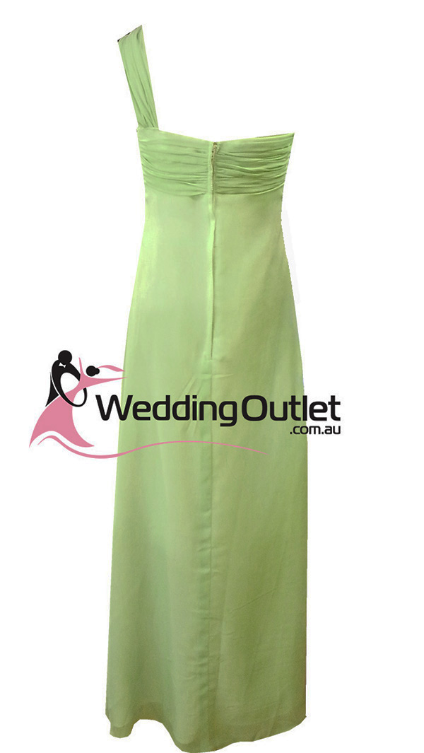Olive green bridesmaid dresses style f101 weddingoutlet for Olive green wedding dresses