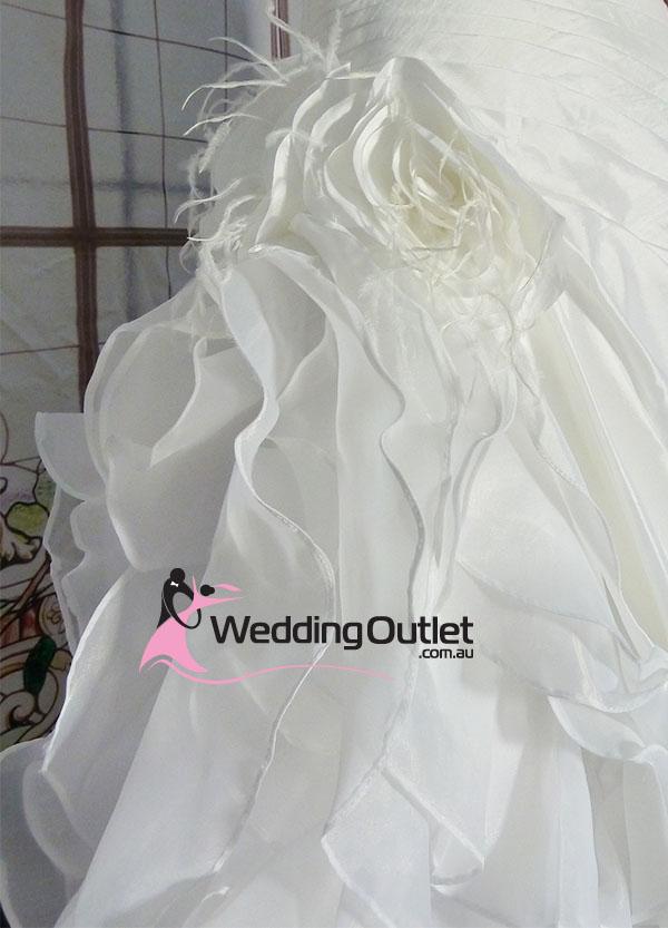 Laura Plus Size wedding dress