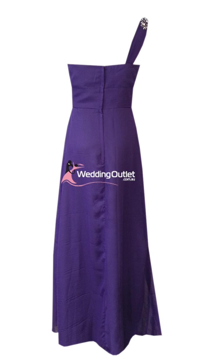 Amethyst Purple Bridesmaid Dresses Style #C104
