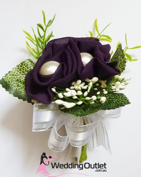Purple Corsages Style C