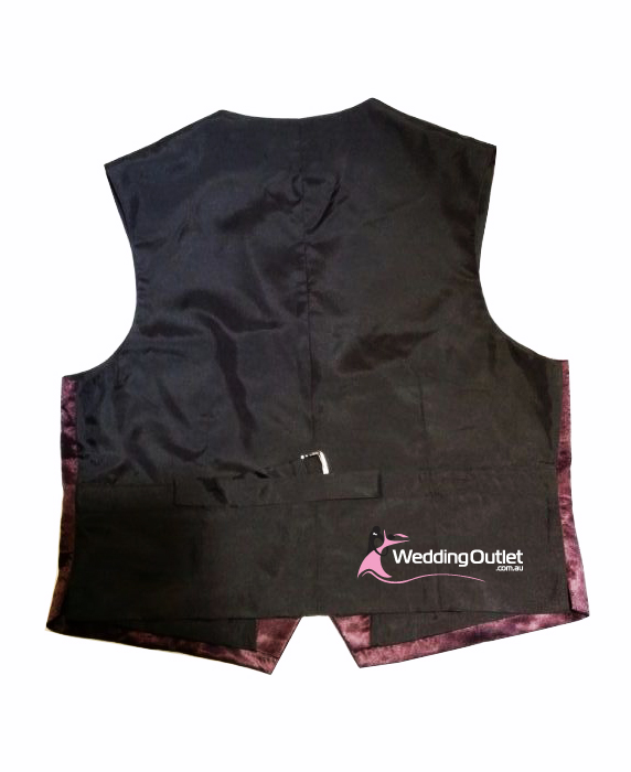 Custom Made Coloured Mens Vest