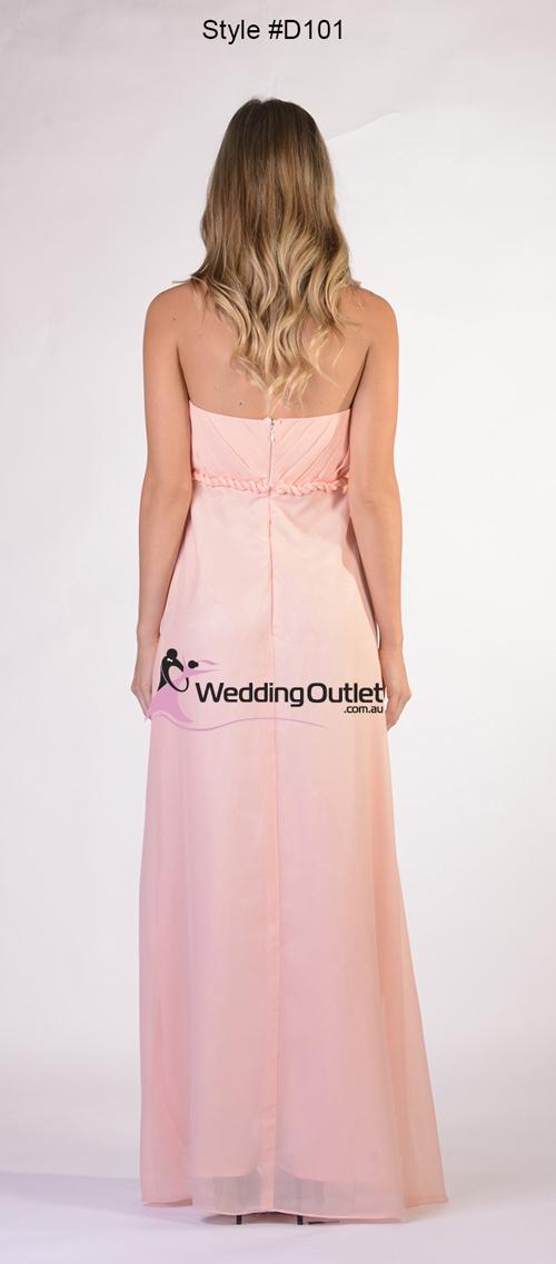 Baby Green Bridesmaid Dress Style #D101 - WeddingOutlet.com.au