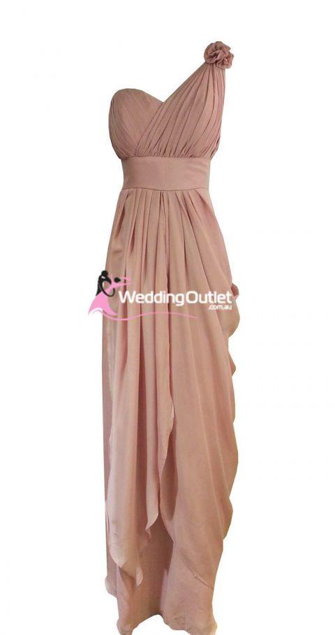 Tan Bridesmaid Dresses Style #C101