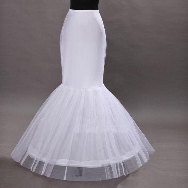 Mermaid Petticoat Underskirt