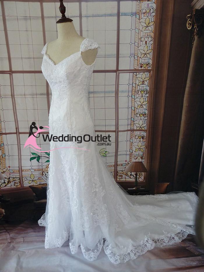 Chantel Wedding dress vi-28