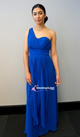 Royal Blue Bridesmaid Dresses style #C103