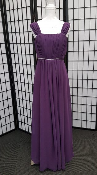 Acai Purple Formal wear Bridesmaid Dresses Style #O1100