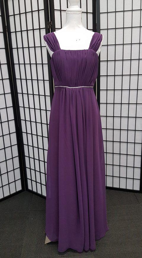 Acai Purple Formal wear Bridesmaid Dresses Style #O1100