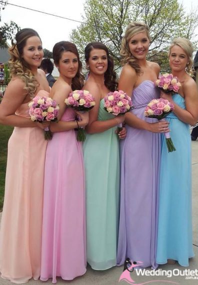 Other Colours - Bridesmaid Dresses