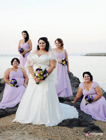 Purple - Bridesmaid Dresses