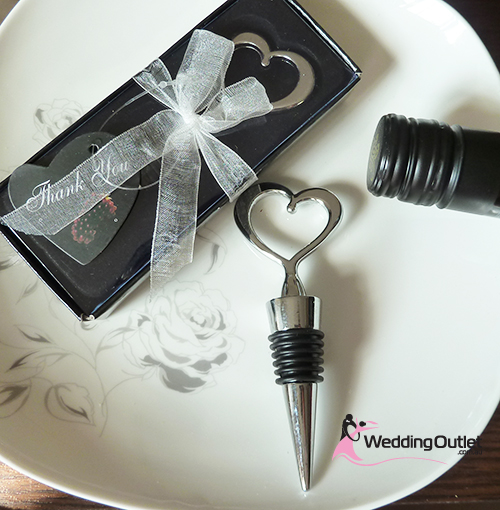 Wine Stopper Wedding Favours