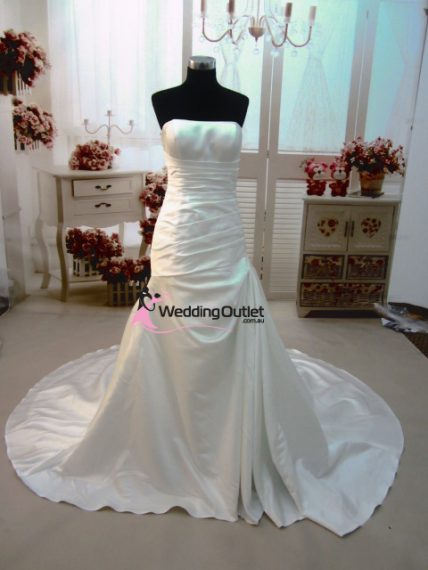 Dove wedding gown al-23
