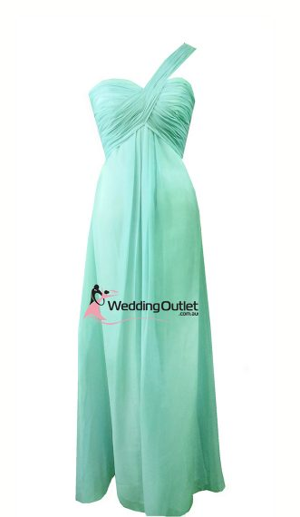 Aqua Bridesmaid Dresses Style #F101