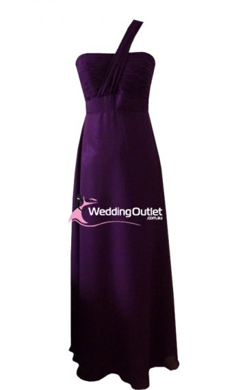 Acai Purple Bridesmaid Dresses Style #B9190