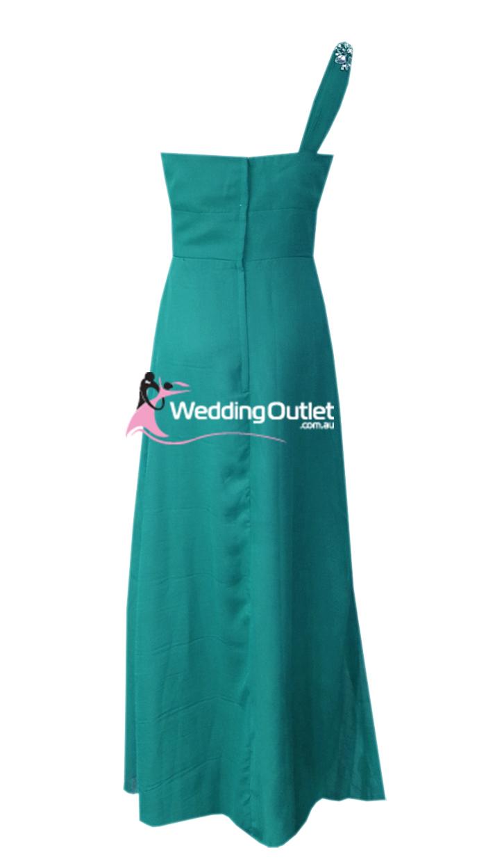 Jade green bridesmaid dresses style c104 weddingoutlet for Jade green wedding dresses