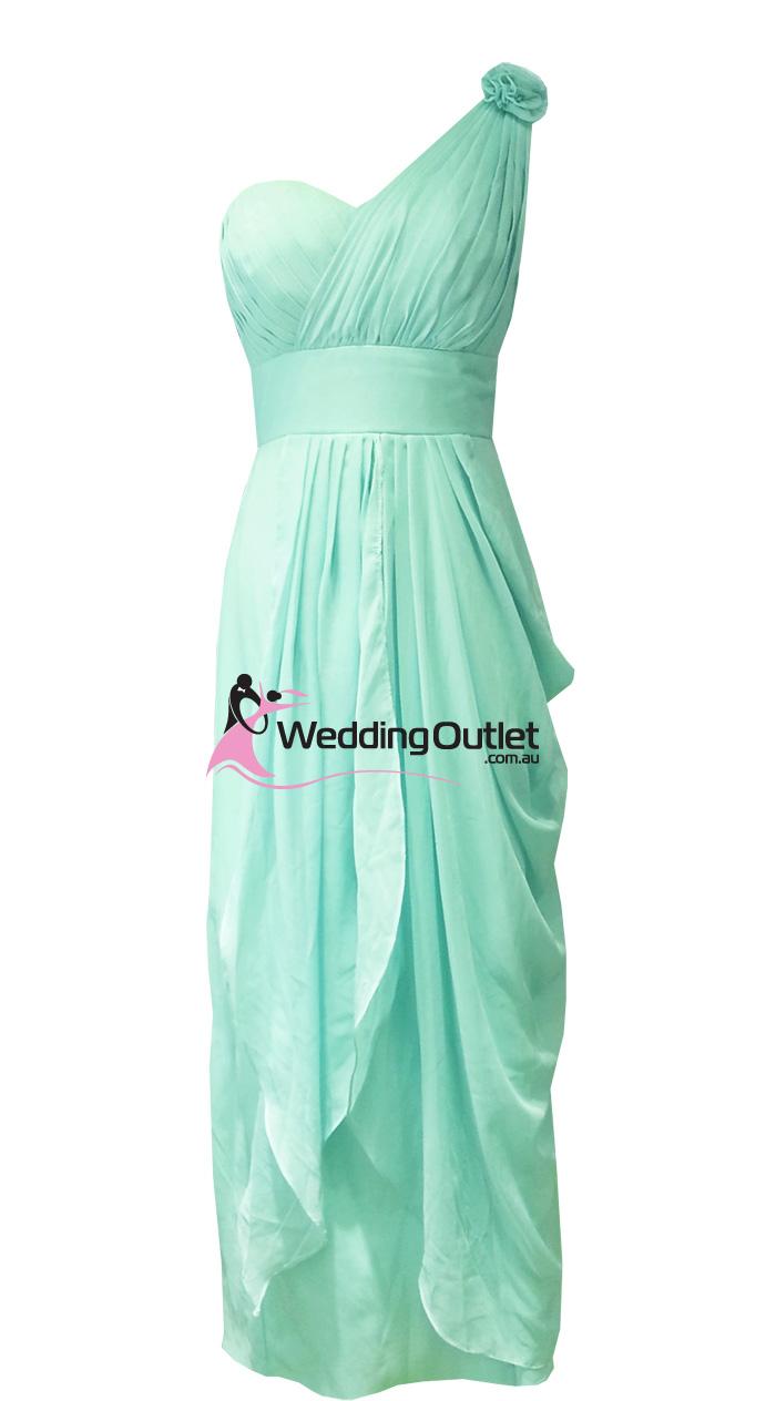 17ce7e1dd20e Mint Green Bridesmaid Dresses Style  C101 - WeddingOutlet.com.au
