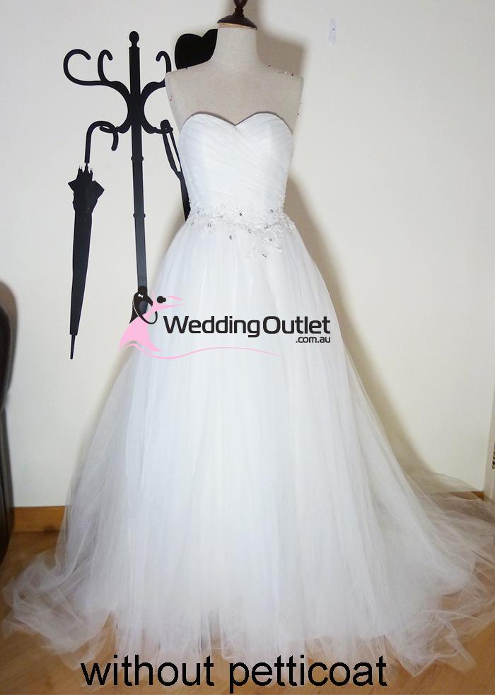 Frances Princess Wedding Dress Sa 9 Weddingoutlet Com Au