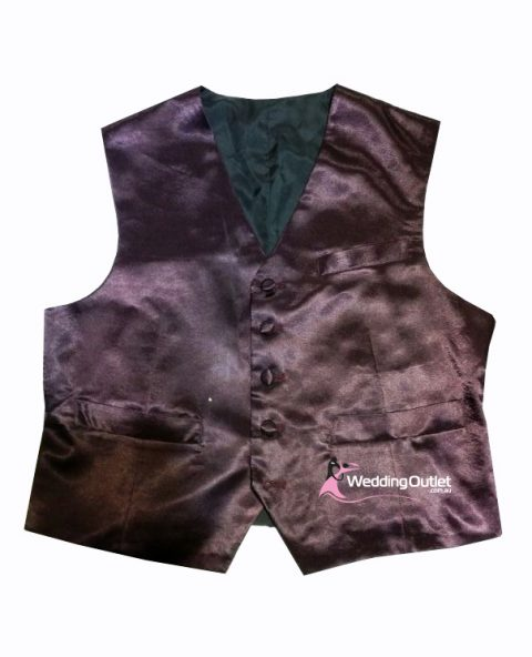 Custom Made Coloured Mens Vest